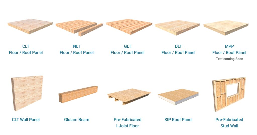 MTC Solutions Yoke Rigging Systems - Mass Timber Elements - V2