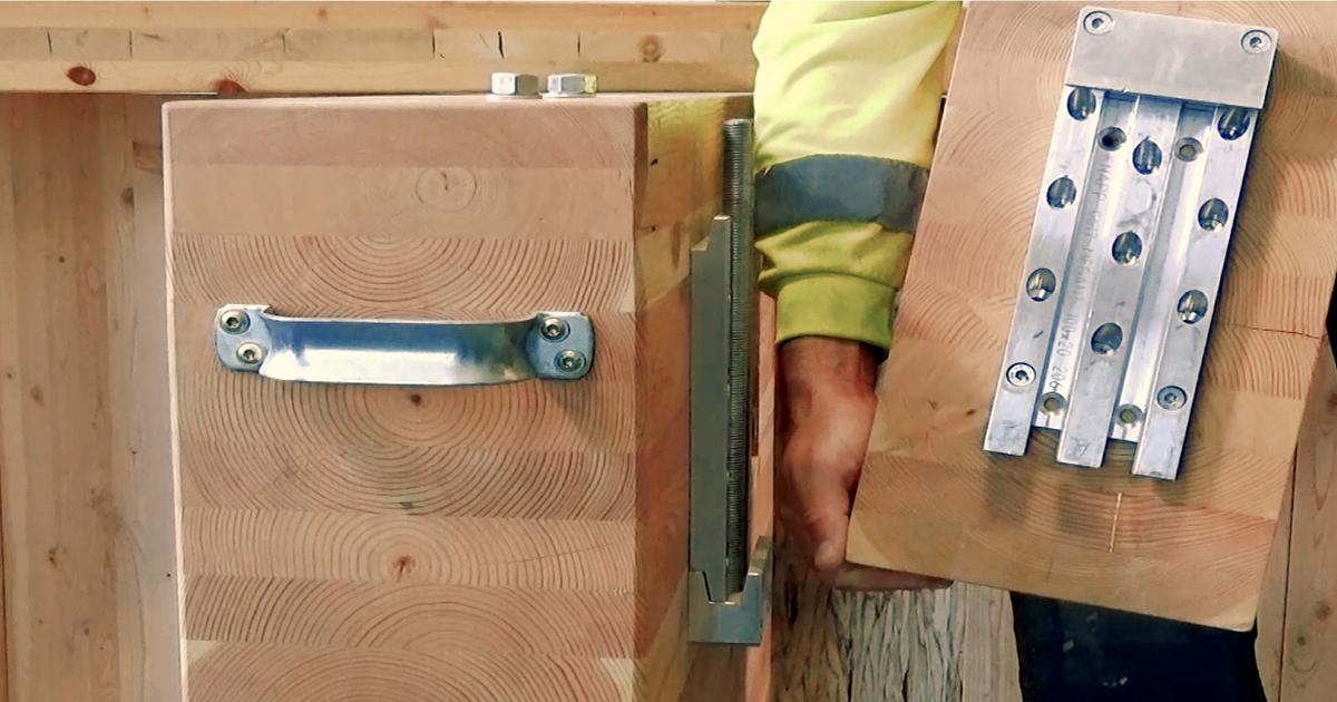 How to Install MTC's Beam Hanger System – MEGANT