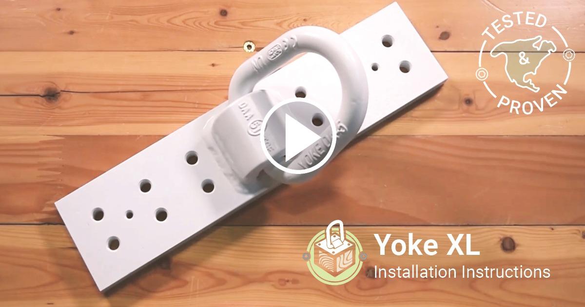 Yoke XL Installation